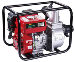 Centrifugal Water Pump Wp20 Gasoline Water Pump pictures & photos