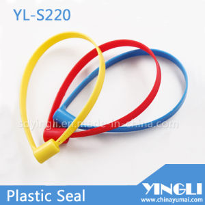 Plastic Fixed Length Selflocking Security Seal pictures & photos