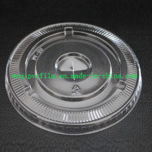 Thermoformed Rigid Pet Plastic Film for Vacuum Forming, Food Packing, Folding Boxes pictures & photos