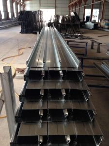 Building Materials Prices Corrugated Steel Floor Decking Galvanized Steel Decking pictures & photos