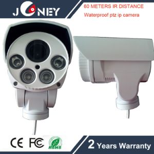 60 Meters Long Range IR Waterproof IP PTZ Camera with 4 Pieces Array IR LED pictures & photos