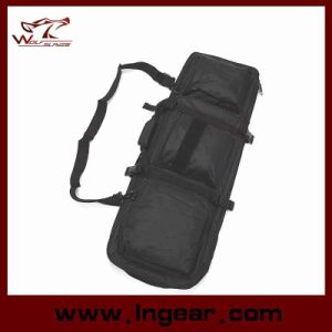 "Airsoft Tactical 0.85 Meter M4 Gun Bag 33"" Dual Rifle Carrying Case pictures & photos"