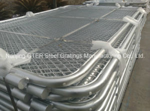 Galvanized Weld Wire Mesh Fence pictures & photos