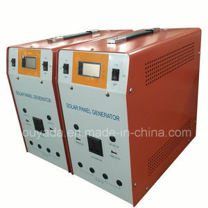 High Quality 300W Portable Solar Kit pictures & photos