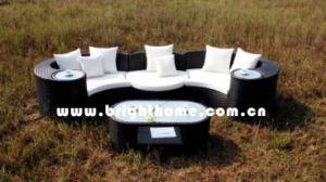 2015 New Sectional Patio Garden Rattan Outdoor Sofa pictures & photos