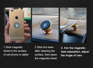 Magnetic Mobile Phone Stand Smart Phone Stand pictures & photos