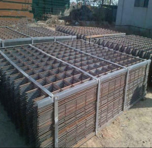 F72 82 Steel Bar Welded Wire Mesh/Construction Reinforcement Mesh pictures & photos