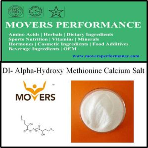Factory Supply Amino Acids Dl- Alpha-Hydroxy Methionine Calcium Salt pictures & photos
