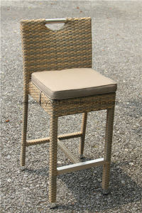 Outdoor Garden Rattan Wicker Big Bar Table and Chair pictures & photos