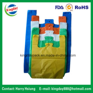 Plastic Bags / Polybag for Shopping Vest Carrier Bag / T-Shirt Bag