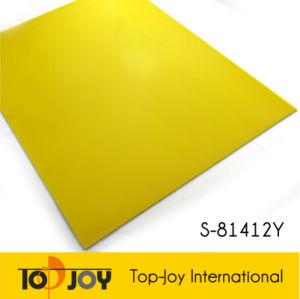 Sweet Warm Yellow Vinyl Floor Tiles
