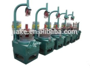 New Automatic Pulley Type Trade Assurance Steel Wire Drawing Machine pictures & photos