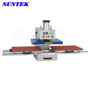40X50cm Pneumatic Heat Transfer Machine Sublimation for T-Shirts pictures & photos