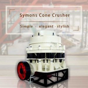 High Efficiency Symons Cone Crusher Manufacturer Hot Sell pictures & photos