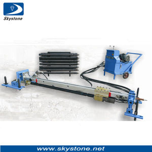 Horizontal Direction Electric Rock Drill Rig Machine pictures & photos