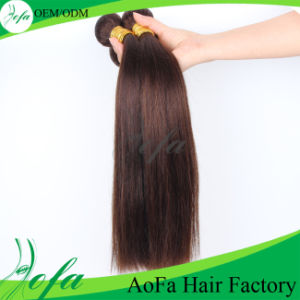 7A Grade Brazilian Human Virgin Hair for Natural Straight pictures & photos