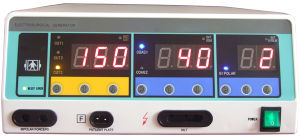 Mcs-2000I-6 Electrosurgical Machine, Electrosurgical Cautery Unit, Seal Electrosurgical pictures & photos