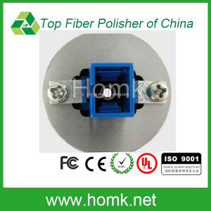 Sc FC LC St MPO Fiber Hand Polishing Disc pictures & photos