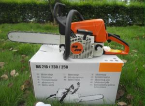 Ms 250 Chainsaw and Chain Saw Ms250 Gasoline Chainsaw pictures & photos