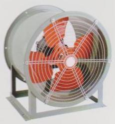 Axial Flow Fan Stationary Type pictures & photos