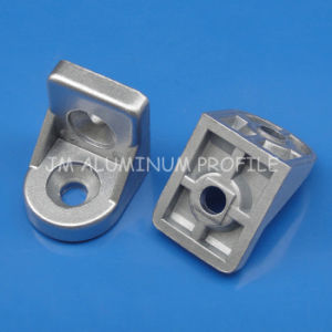 Reversal Tabbed Brackets for 45 Series Aluminum Profile pictures & photos