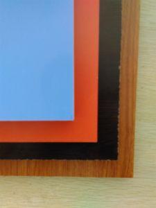 Furniture Grade Melamine Faced MDF pictures & photos