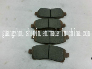 04465-Bz010 ATV Ceramic Carbon Fiber Brake Pads for Toyota pictures & photos