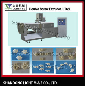 Double Screw Extruder (LT65L) pictures & photos