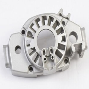 Door Lock Zinc Alloy Machining Die Casting Part