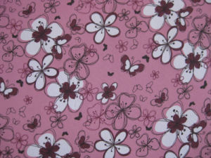 Oxford 600d Butterfly Printing Polyester Fabric (DS1192) pictures & photos