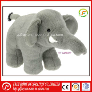 Stuffed Africa Elephant Toy From China Supplier pictures & photos