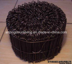 Black Annealed Rebar Double Loop Wire Ties pictures & photos