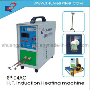 Sp-04c Induction Heating Machine 4kw 200kHz pictures & photos