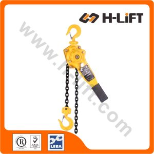 Manual Chain Lever Hoist with Black Load Chain (LH-A Type) pictures & photos