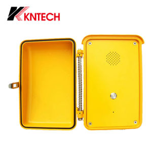Intercom Industrial Telephone for Emergency Knsp-04 Kntech pictures & photos