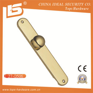 High Quality Brass Door Lock Handle-27D506 pictures & photos