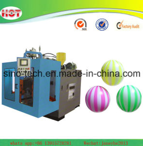 Double Colors Plastic Ball Blow Molding Machine pictures & photos