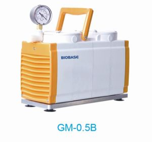Vacuum Pump with Automatic Cooling Exhaust System pictures & photos