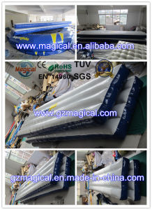 Inflatable Running Way Mattress Inflatable Floating Water Mat Water Mattress (RA-1014) pictures & photos
