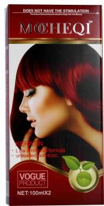 High Quality Permanent Hair Color Cream pictures & photos