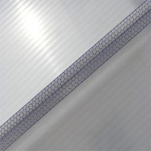 10 Years Quality Guarantee Polycarbonate Honeycomb Panels for Roofing