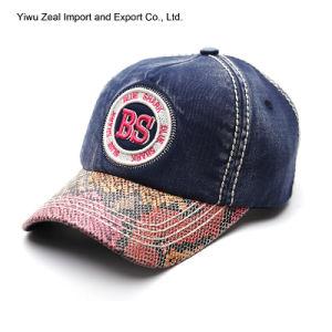Custom Embroidery OEM Fashion Baseball Cap