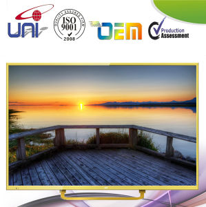 2016 New Model 39 Inches Golden Smart LED Home TV pictures & photos