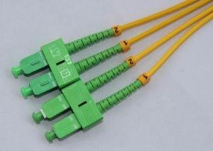SC/APC-SC/APC-SM-DX-3.0mm Fiber Patch Cord