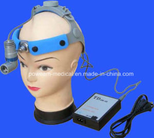 Surgical Dental Equipment Fiber Optic Headlight Head Lamp pictures & photos