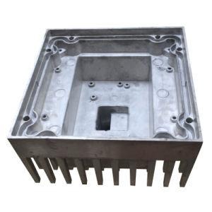 High Quality Custom OEM Precision Die Cast Aluminum Lamp Parts pictures & photos