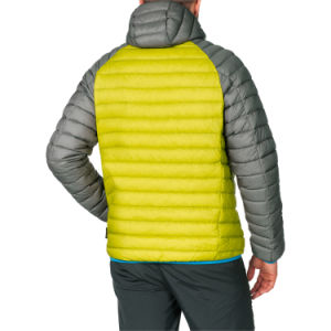 Men Lightweight Windproof Breathable Warm Down Jacket pictures & photos