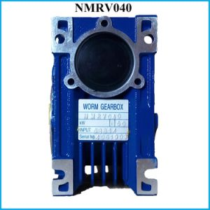Nmrv040 Worm Reduction Gearbox Gear Reducer pictures & photos