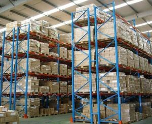Chinese Steel Pallet Rack for Warehouse Storage pictures & photos