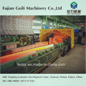 Wire Rod Production Line/Rolling Mill Plant pictures & photos